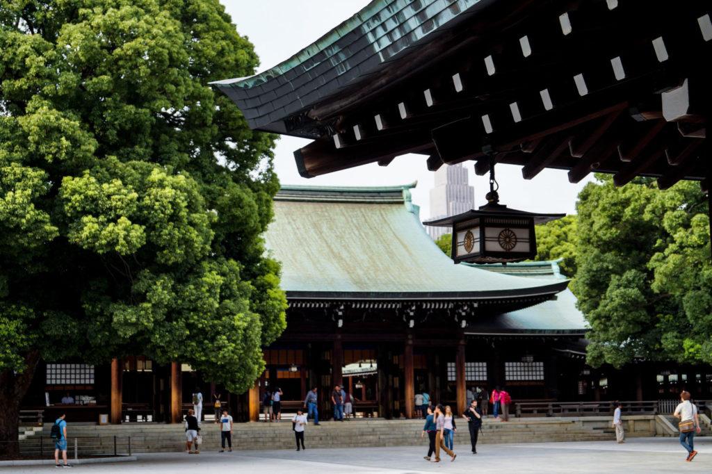 Meiji jingû