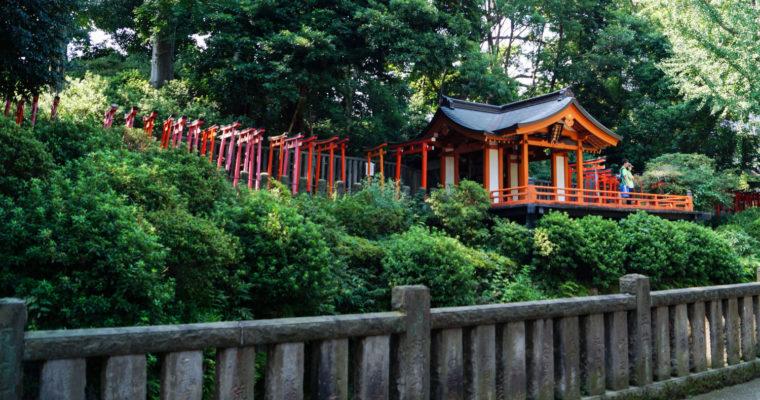Sanctuaire Nezu Jinja, 根津神社