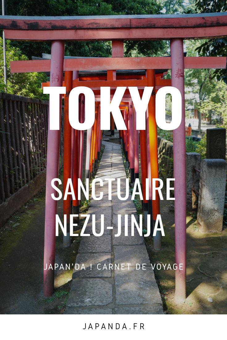 Sanctuaire Nezu-jinja