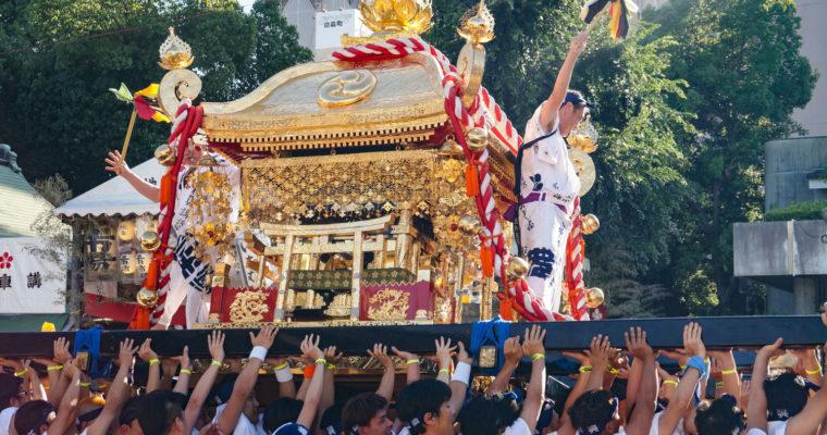 Tenjin Matsuri 天神祭