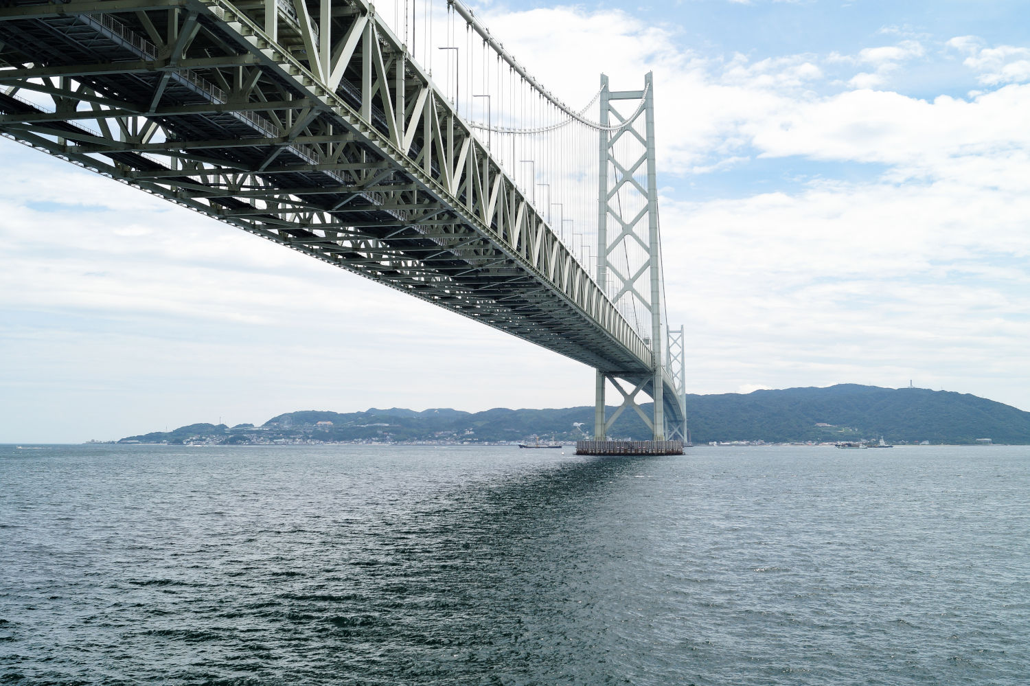 Akashi Kaikyô Bridge