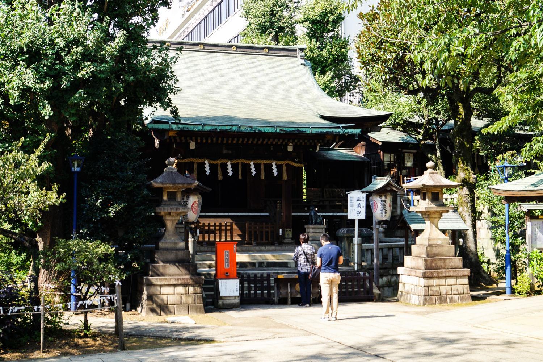 Sanctuaire Gojoten-jinja