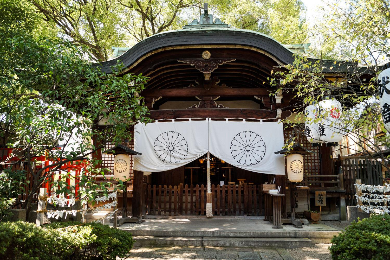 Sanctuaire Horikoshi-jinja