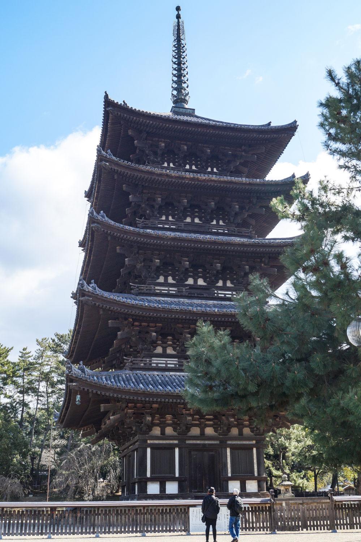 Temple Kofuku-ji