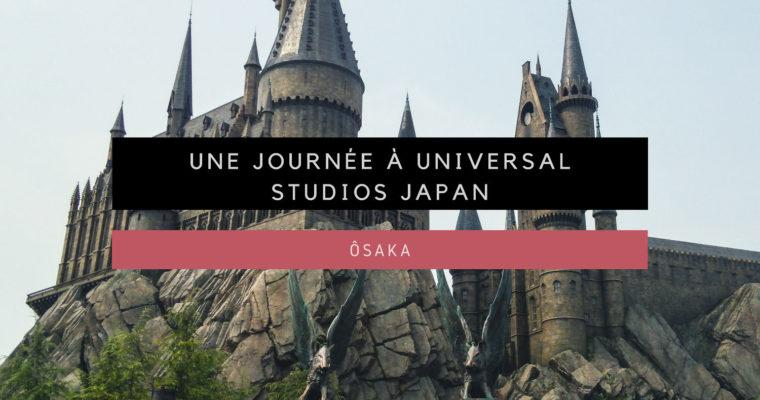 <h1>[Ôsaka] Une journée à Universal Studios Japan</h1>
