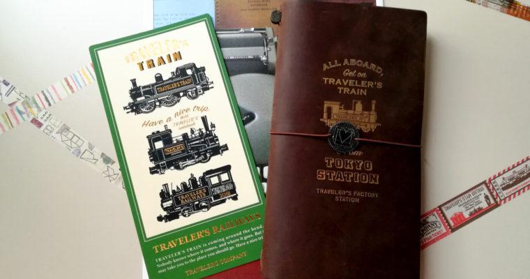 "Midori Traveler's Notebook : ""Mon Tokyo"" Partie 01"