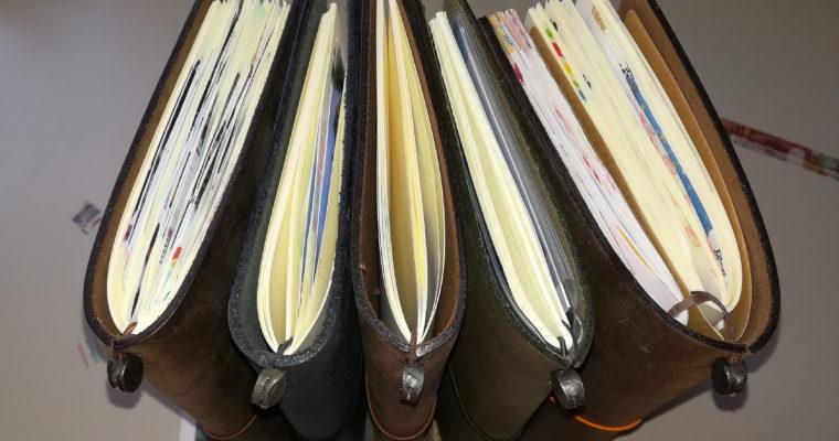 Midori traveler's notebook : conserver ses souvenirs au même endroit