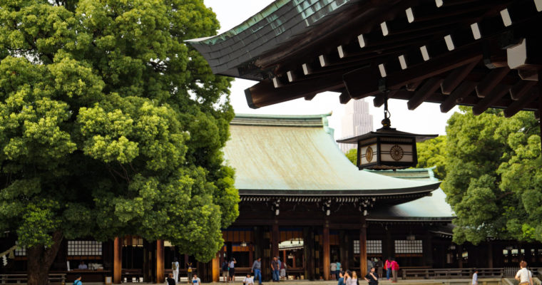 Sanctuaire Meiji Jingû, 明治神宮