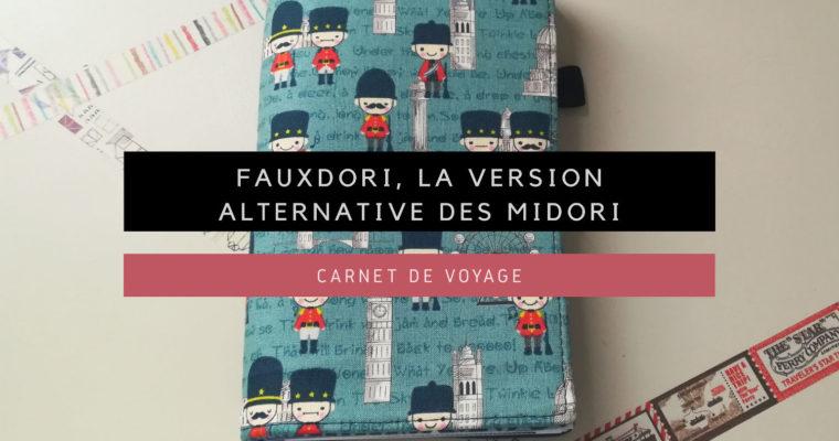 <h1>[Carnet de Voyage] Fauxdori : la version alternative des Midori Traveler's Notebook</h1>