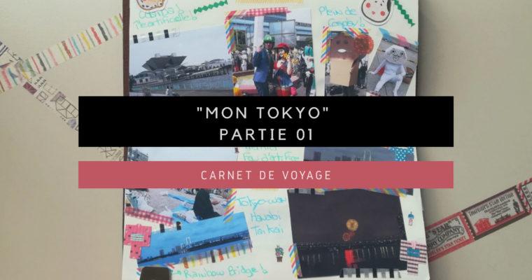"<h1>Midori Traveler's Notebook : ""Mon Tokyo"" Partie 01</h1>"