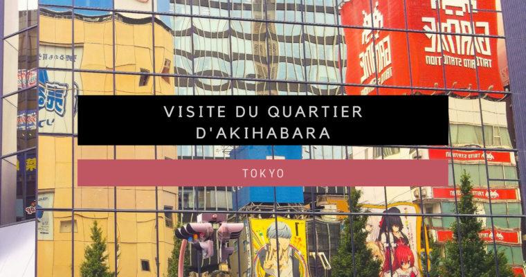<h1>[Tokyo] Visite du quartier d'Akihabara</h1>