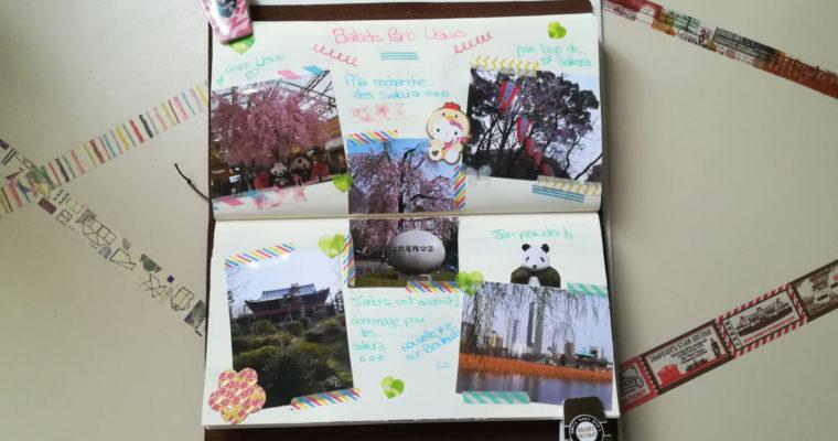 "Midori Traveler's Notebook : ""Mon Tokyo"" Partie 03"
