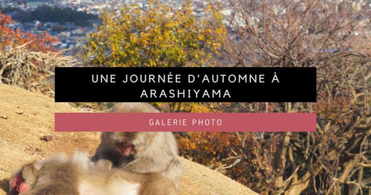 <h1>[Galerie Photo] Une journée en automne à Arashiyama</h1>