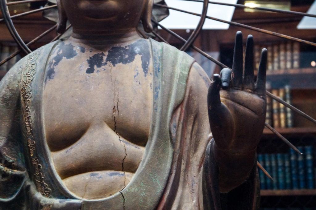 Expo Nara-trésors du Bouddhisme japonais Musée Guimet