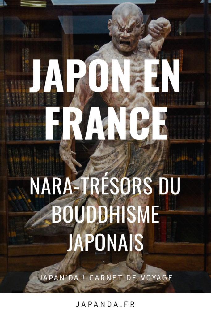 Expo Nara-trésors du Bouddhisme japonais Musée Guimet Pinterest