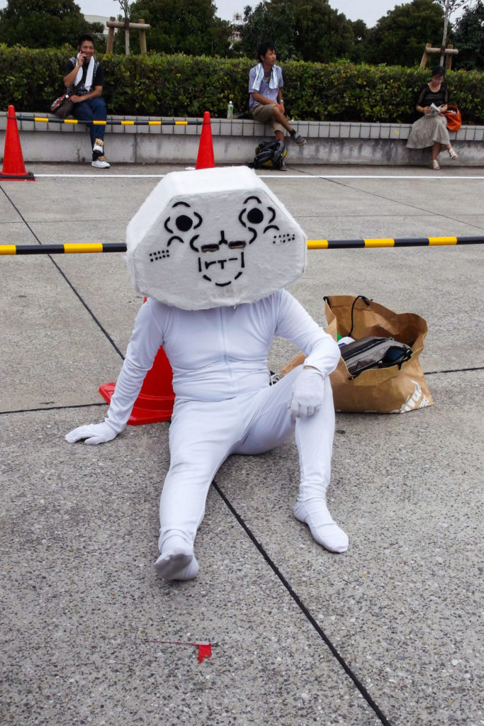 Comiket Cosplay