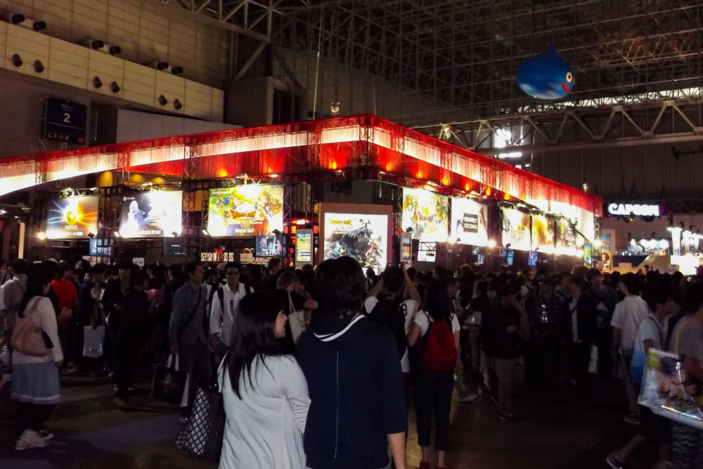 Tokyo Game Show Stand