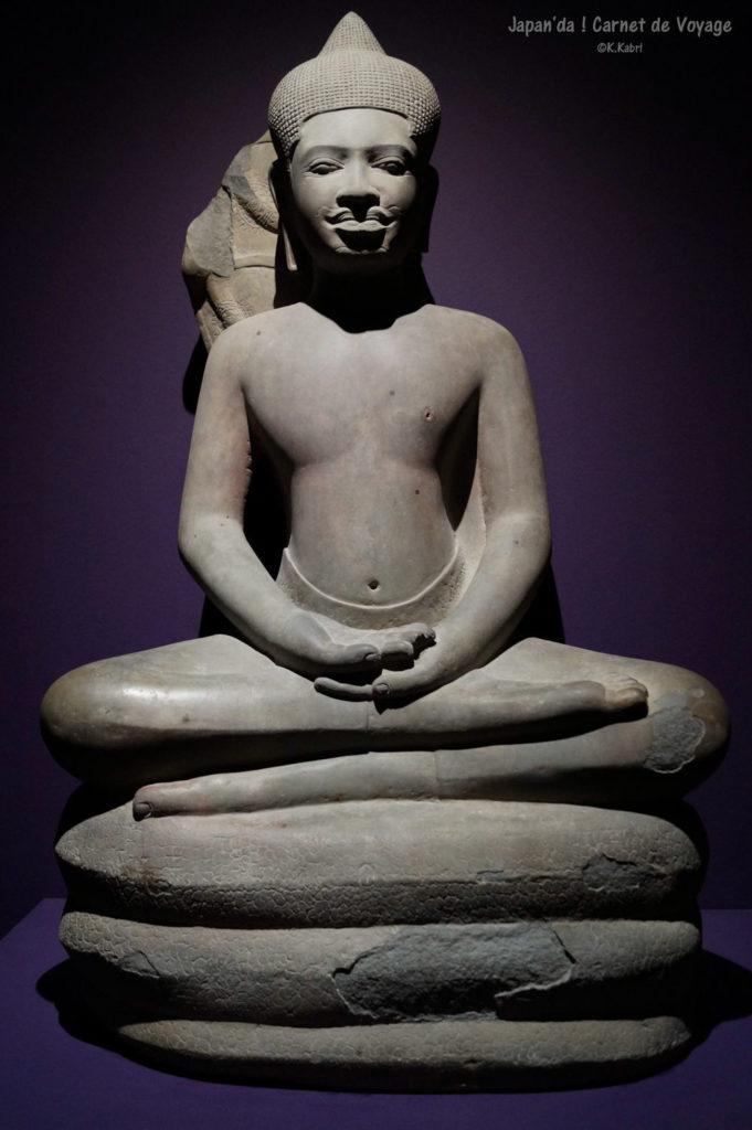 Exposition Bouddha, la légende dorée