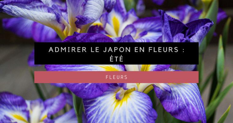 <h1>Admirer les fleurs au Japon : été</h1>