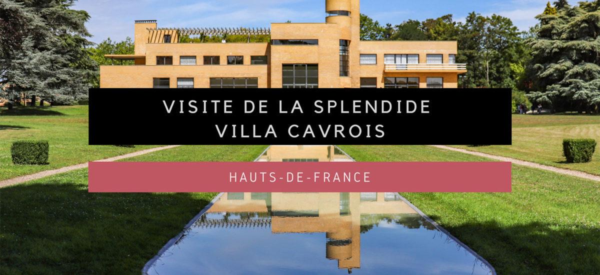 [Hauts-de-France] Visite de la splendide Villa Cavrois