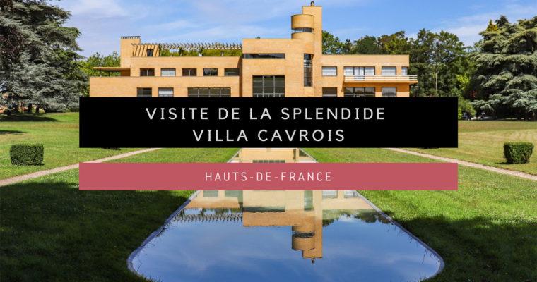 <h1>[Hauts-de-France] Visite de la splendide Villa Cavrois</h1>